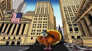 What Happens To The Stock Market On Thanksgiving & Black Friday