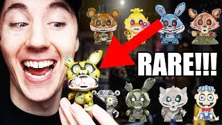 FNAF THE TWISTED ONES MYSTERY MINIS! (I GOT A RARE!) - dooclip.me