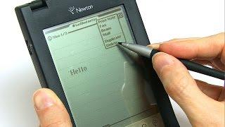 Classic PC: Newton MessagePad 110