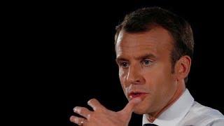 Debate: Is Macron challenging Trump's agenda?