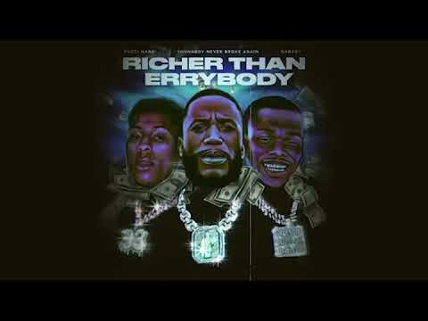 Gucci Mane - Richer Than Errybody (feat. YoungBoy Never Broke Again & DaBaby)Instrumental Type beat