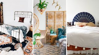 10 Boho Bedroom Decor Ideas For Small Bedroom