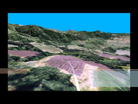 Hall Ranch 3D Flythru