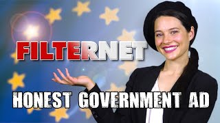 Honest Government Ad | Article 13 (Internet Censorship Bill)