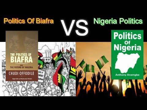 Politics Of Biafra Against Nigeria Politics Of Impunity.