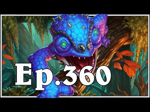 Funny And Lucky Moments - Hearthstone - Ep. 360