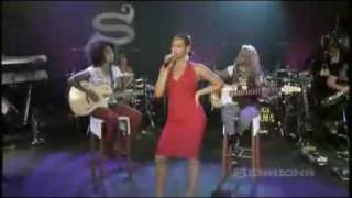 Beyoncé  Me, Myself And I Live AOL Sessions
