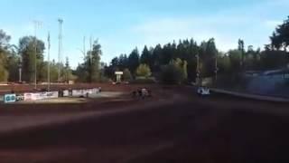 Justin Lemon Heat Race 8/12/2016