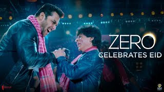 When Bauua Singh meets Salman Khan, every occasion becomes a festive occasion. Here's presenting the Eid teaser of Zero starring Shah Rukh Khan and Salman Khan.   Red Chillies Entertainment and Colour Yellow Production come together to bring the film, produced by Gauri Khan, ZERO is all set to release by  21st December 2018  Actors: Shah Rukh Khan, Anushka Sharma, Katrina Kaif Producer: Gauri Khan Director : Aanand L Rai Writer: Himanshu Sharma Co-producer: Karuna Badwal Music: Ajay-Atul DOP: Manu Anand Production Designer: Wasiq Khan Editor: Hemal Kothari Special thanks to Javed Jaffery for his contribution and the voiceover and to Andalib & Saba Sultanpuri for the Ghazal by Late Shri Majrooh Sultanpuri  For more updates on Zero, click on the links below:   http://www.twitter.com/RedChilliesEnt http://www.facebook.com/RedChilliesEnt http://www.instagram.com/RedChilliesEnt http://www.dailymotion.com/RedChilliesEnt