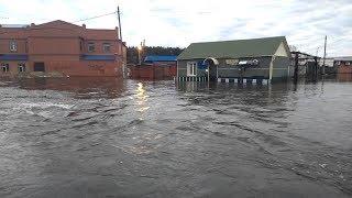 Рекордный паводок в Ахтырке: кто компенсирует убытки пострадавшим?