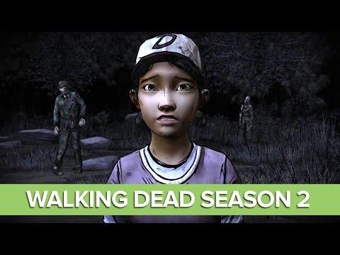 Adelantan detalles de la segunda temporada del juego The Walking Dead