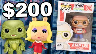 Expensive Funko Pop Hunting!
