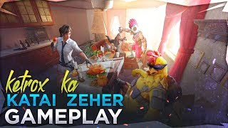 🔴 PUBG MOBILE LIVE || KATAI ZEHER GAMEPLAY || !insta IN CHAT 🔴