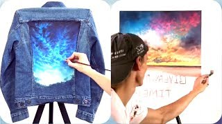 Awesome Artistic Skills | Art | Modern Art | Oddly Satisfying | Calligraphy | Painting | Drawing