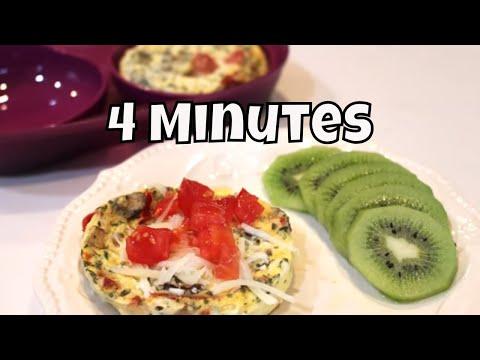 4 Minute Breakfast With Linda's Pantry