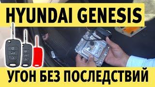 Расследование зашло в тупик! Как вернуть деньги за угнанный Hyundai Genesis ? СПУА / Бричка