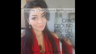 Learn my 15 min Source Re-Alignment GPAC
