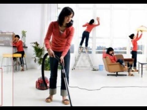 Генеральная уборка дома: мой удобный алгоритм:)))