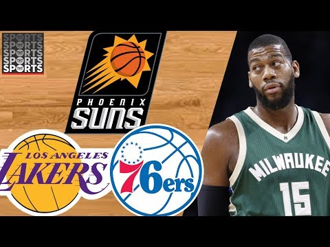 Greg Monroe to the… ? [NBA Trade Rumors]