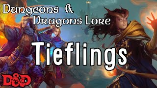Forgotten Realms Lore - Tieflings