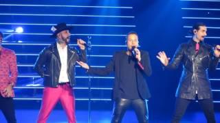 Backstreet Boys Vegas 3-4-2017 - I Want It That Way