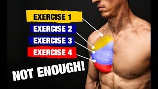 The PERFECT Chest Workout (Sets and Reps Included)
