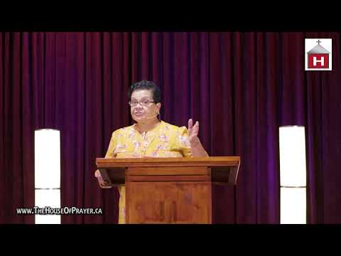"""""""Healing"""" with Pastor Jean Tracey (THOP)"""