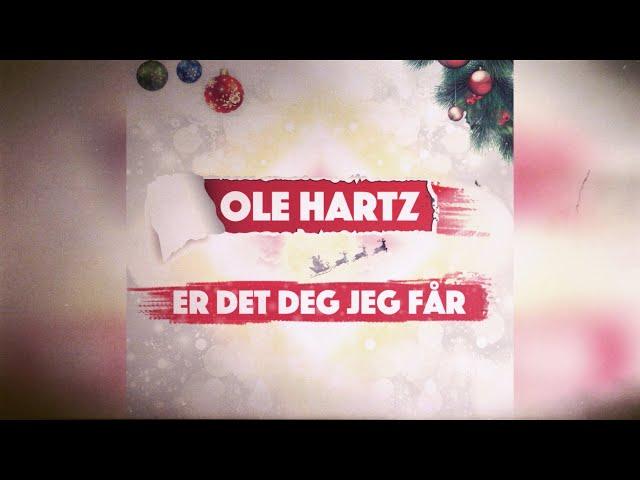 Er Det Deg Jeg Får – Ole Hartz