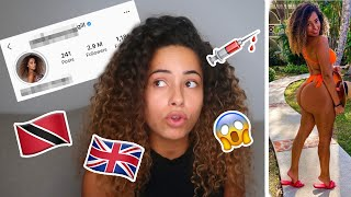 I used to be called WHAT?! & What surgery have I had?   Get to know me tag
