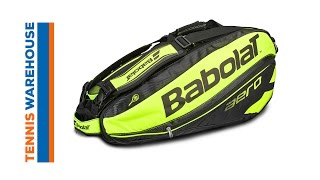 Babolat Pure Aero Racket Holder x 6 video