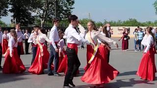 Последний звонок, выпускники школы-гимназии №4 Одесса. 2017