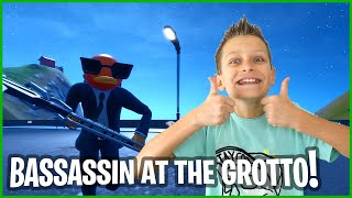 BASSASSIN OWNS THE GROTTO VAULT!!!