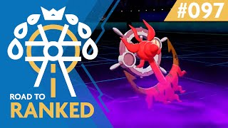Dhelmise  - (Pokémon) - Road to Ranked #97 - Trying A DHELMISE Team!   Competitive VGC 20 Pokemon Sword/Shield Battles