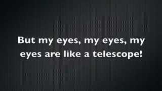 Hayden Panettiere - Telescope (lyrics)
