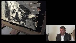 Rescued Banksy enhances creative Shoreditch quarter