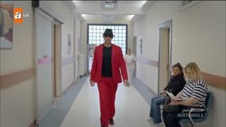 Kertenkele 70.bölüm  Kızıl Ejder  Hastaneye Geliyor