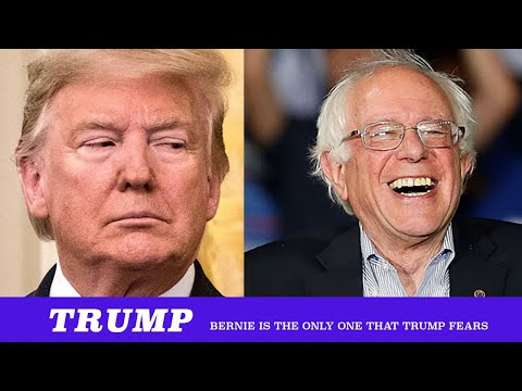 Bernie Is The Only Candidate Trump Fears (TMBS 126)