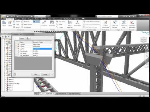 Rules-based Design - Autodesk Inventor 2014
