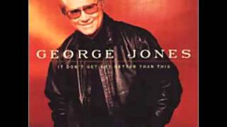 George Jones - Don't Touch Me