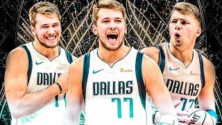 Luka Doncic - Best Rookie Since LeBron? - 2019 Highlights