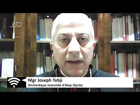 Mgr Joseph Tobji : « C'est notre foi, notre témoignage qui compte »
