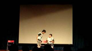 preview picture of video '澳門培正中學聖誕福音Drama'