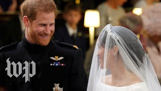 Top moments from the royal wedding
