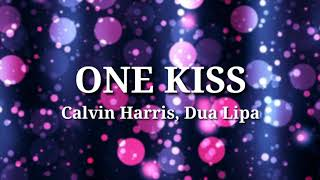 Calvin Harris, Dua Lipa   One Kiss [Male Version]