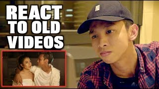 RIDHWAN REACTS TO OLD VIDEOS