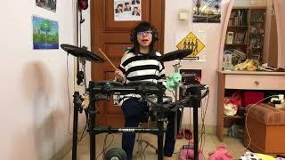 Arashi Hero Drum Cover 嵐ヒーロードラム叩いてみた