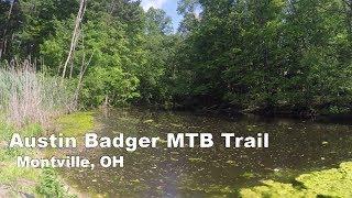 Full ride-through of Austin Badger Trail.