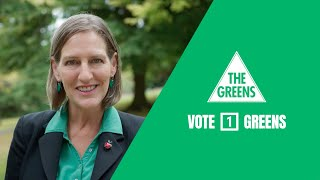 Vote Greens to create a greener and fairer Tasmania for all of us