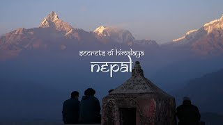Secrets Of Himalaya | Nepal In 4K