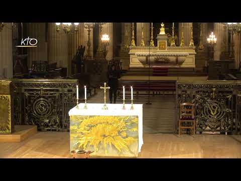 Vêpres du 26 octobre 2020 à Saint-Germain-l'Auxerrois
